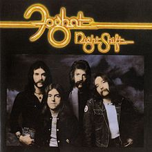 FOGHAT - Night Shift cover
