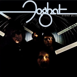FOGHAT - Stone Blue cover