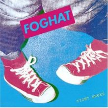 FOGHAT - Tight Shoes cover