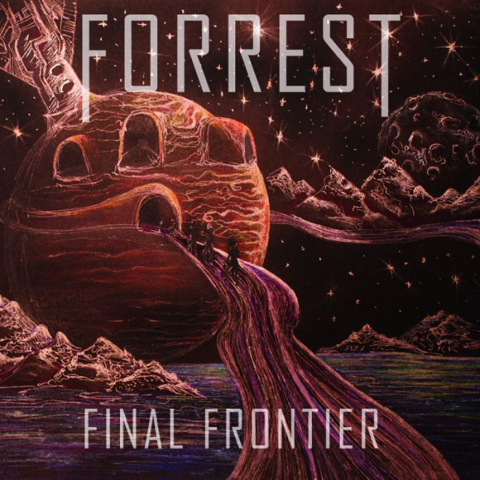 FORREST - Final Frontier cover