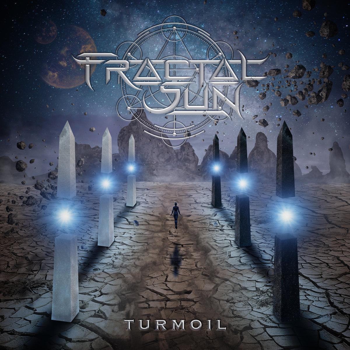 FRACTAL SUN - Turmoil cover