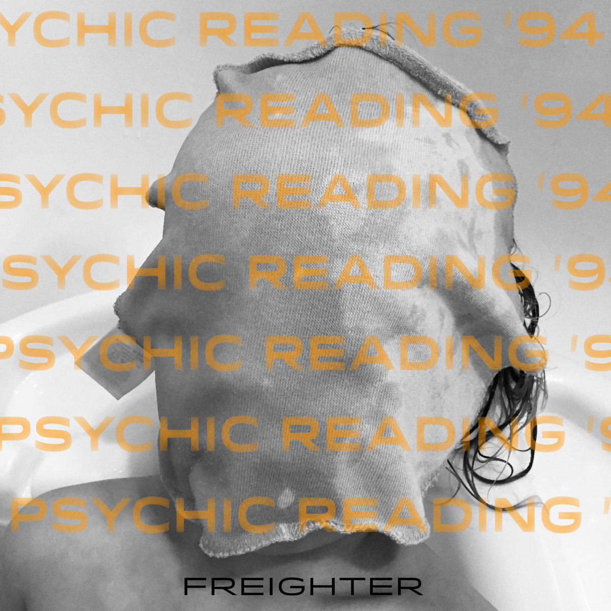 FREIGHTER - Psychic Reading '94 cover