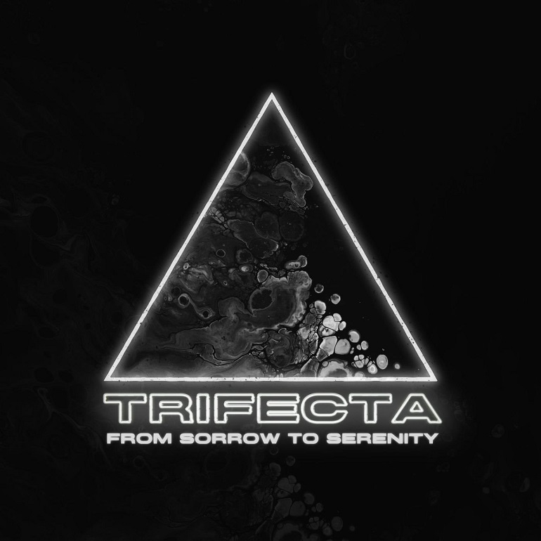 FROM SORROW TO SERENITY - Trifecta cover