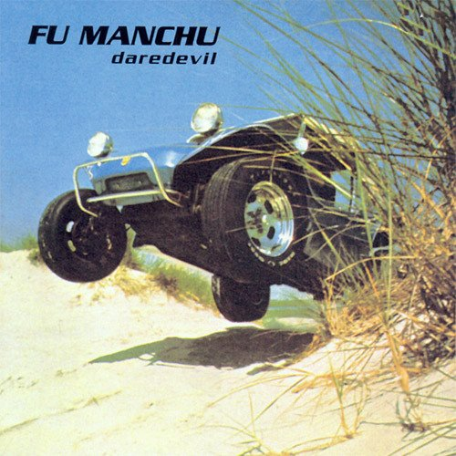 FU MANCHU - Daredevil cover