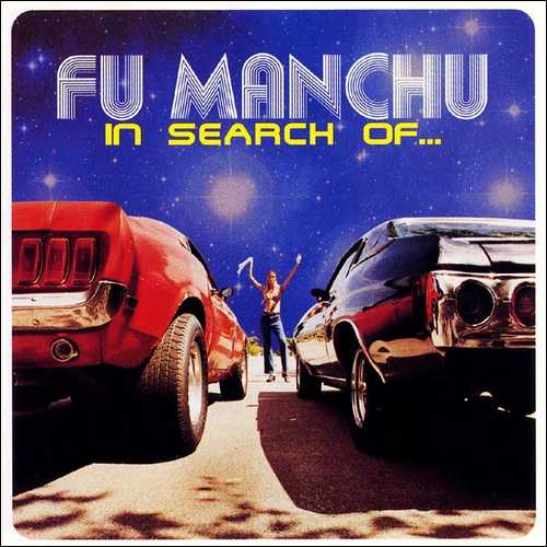 FU MANCHU - In Search Of... cover