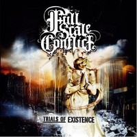 FULL SCALE CONFLICT - Trials Of Existence cover