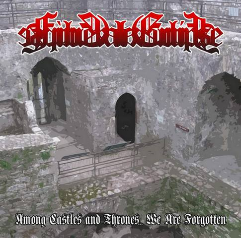 FUNERAL ECLIPSE - Among Castles and Thrones... We Are Forgotten cover