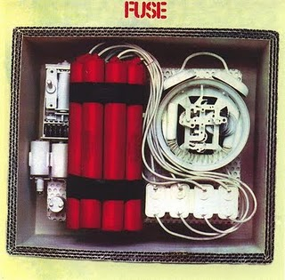 FUSE - Fuse cover
