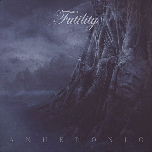 FUTILITY - Anhedonic cover