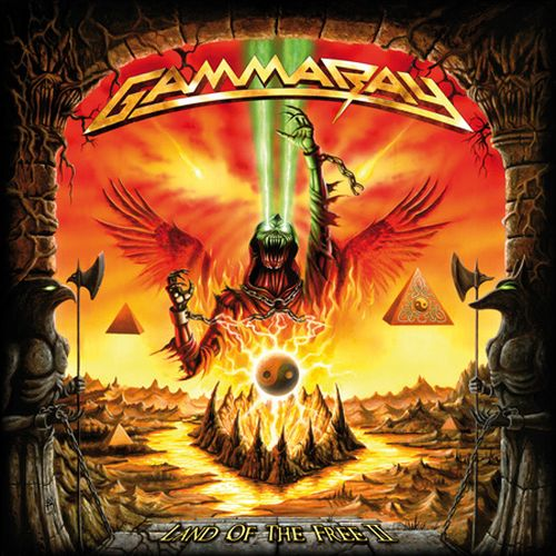 GAMMA RAY Land Of The Free II Reviews
