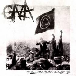 GAZA - No Absolutes In Human Suffering cover