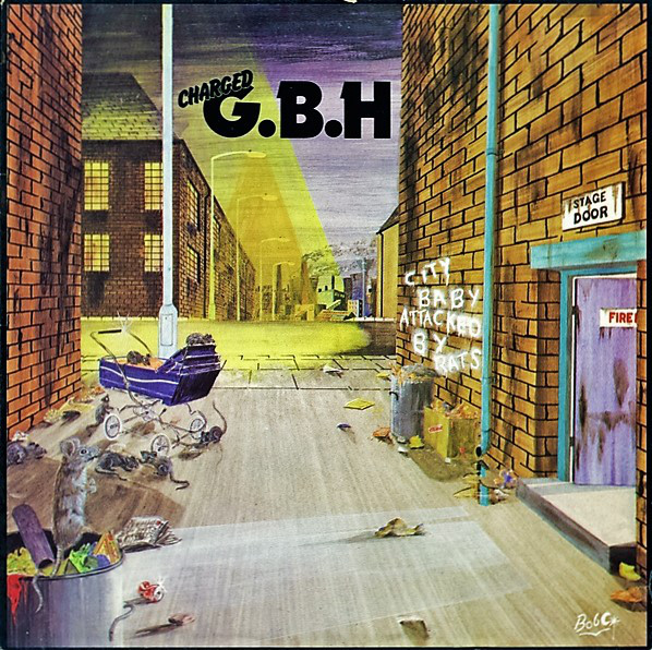 G.B.H. - City Baby Attacked By Rats cover