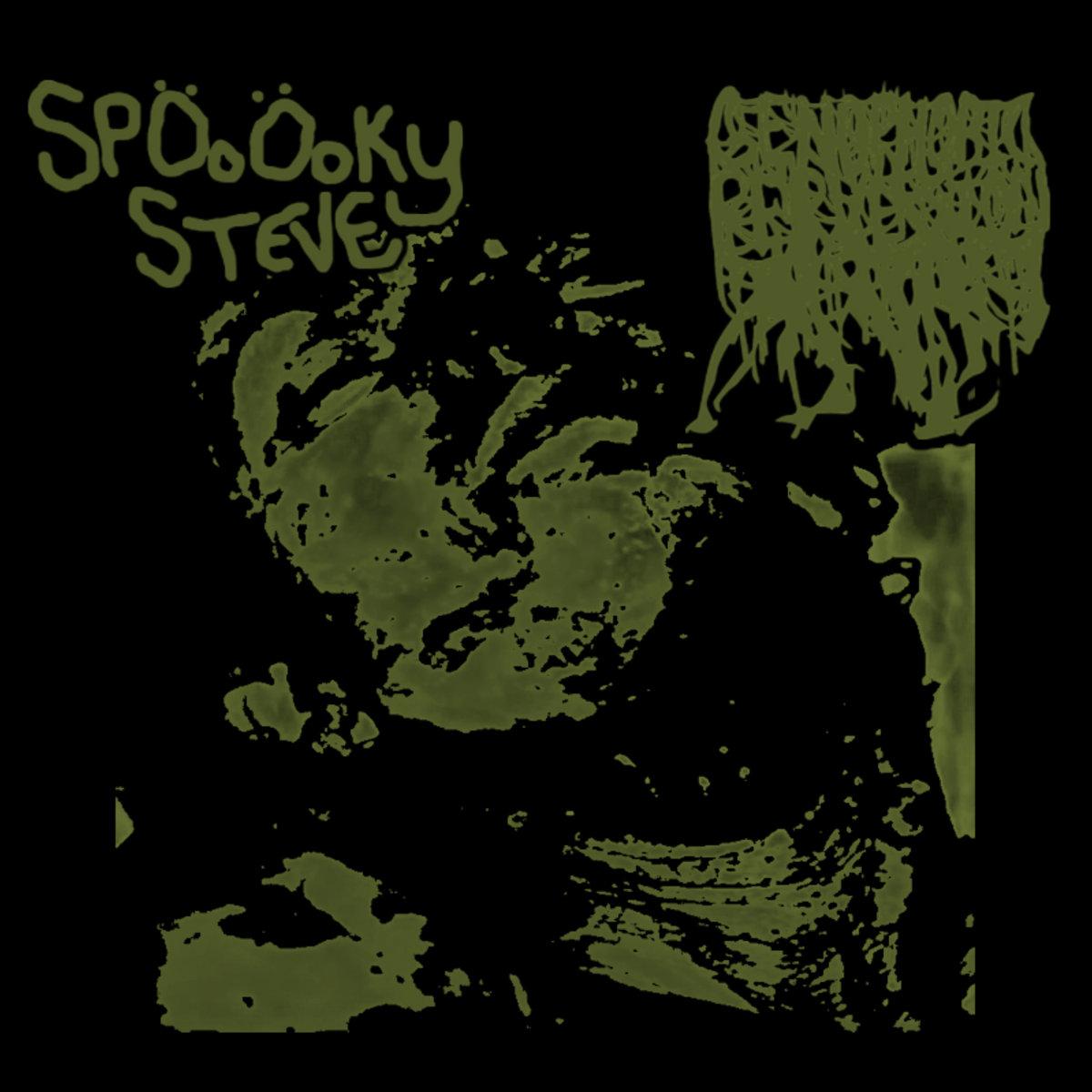 GENOPHOBIC PERVERSION - SpÖoÖoky Steve x Genophobic Perversion cover