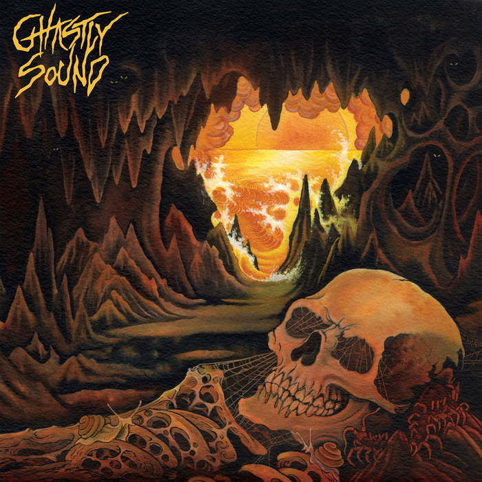 GHASTLY SOUND - Have A Nice Day cover