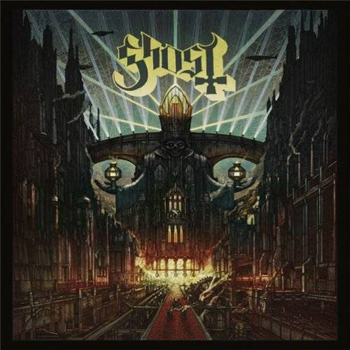 GHOST - Meliora cover
