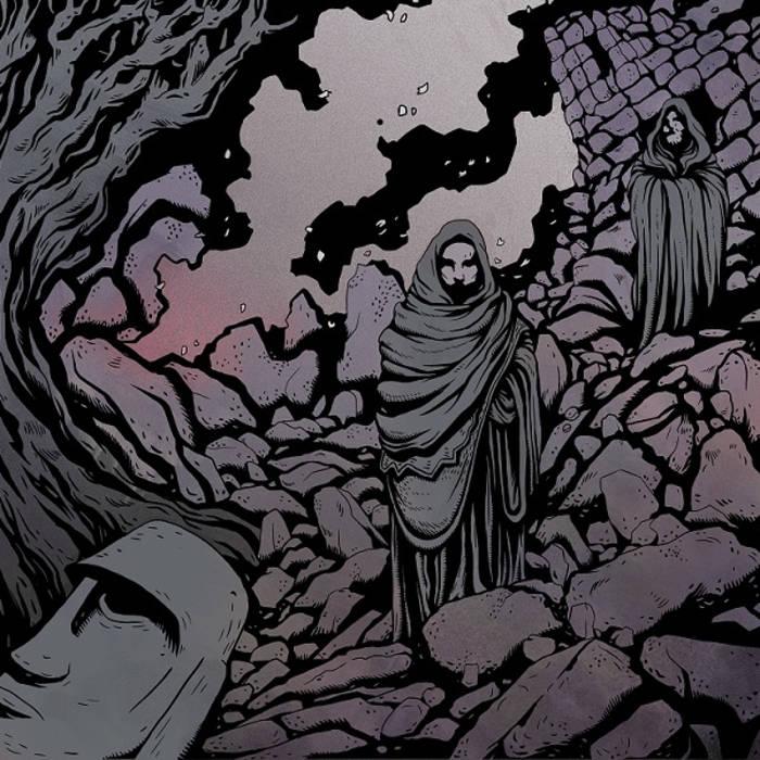 GIZA - Future Ruins cover