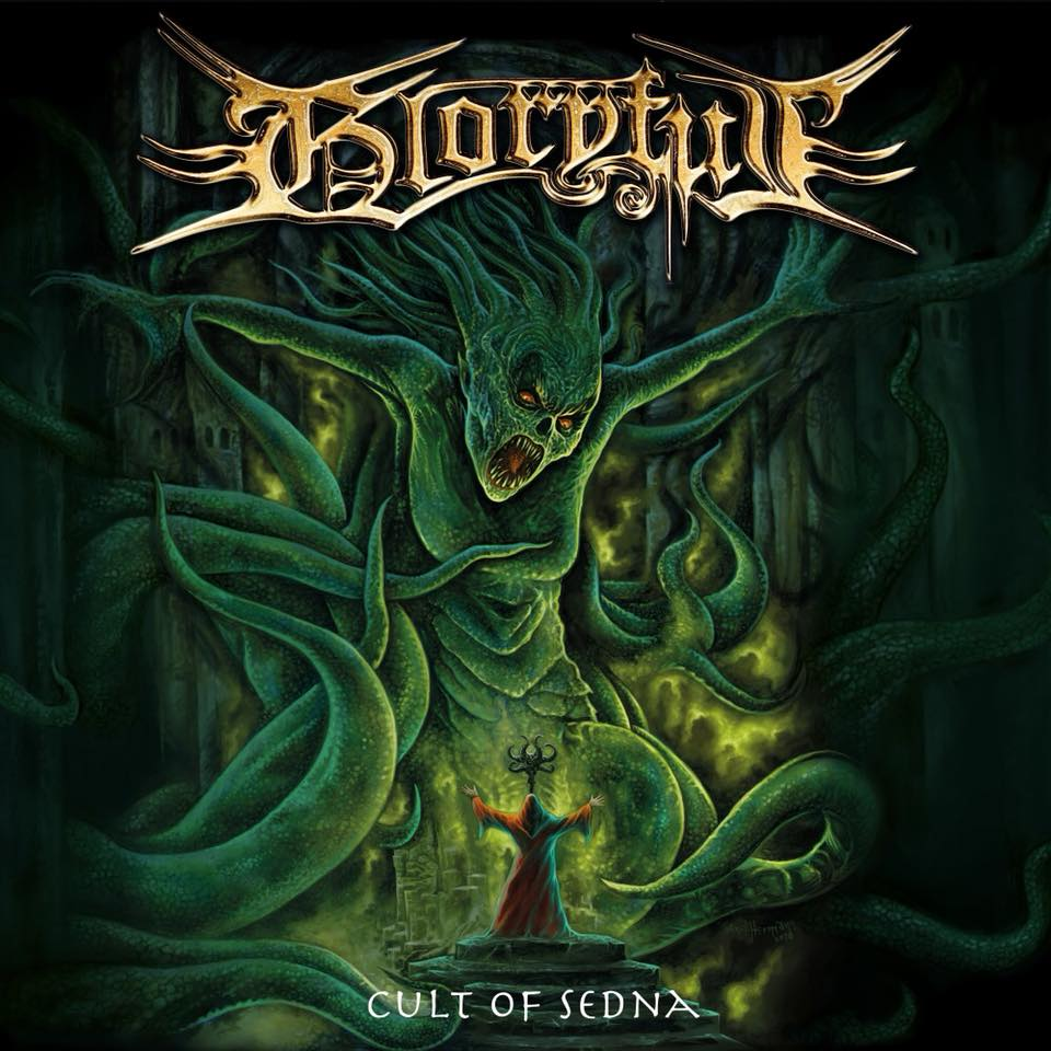 GLORYFUL - Cult of Sedna cover