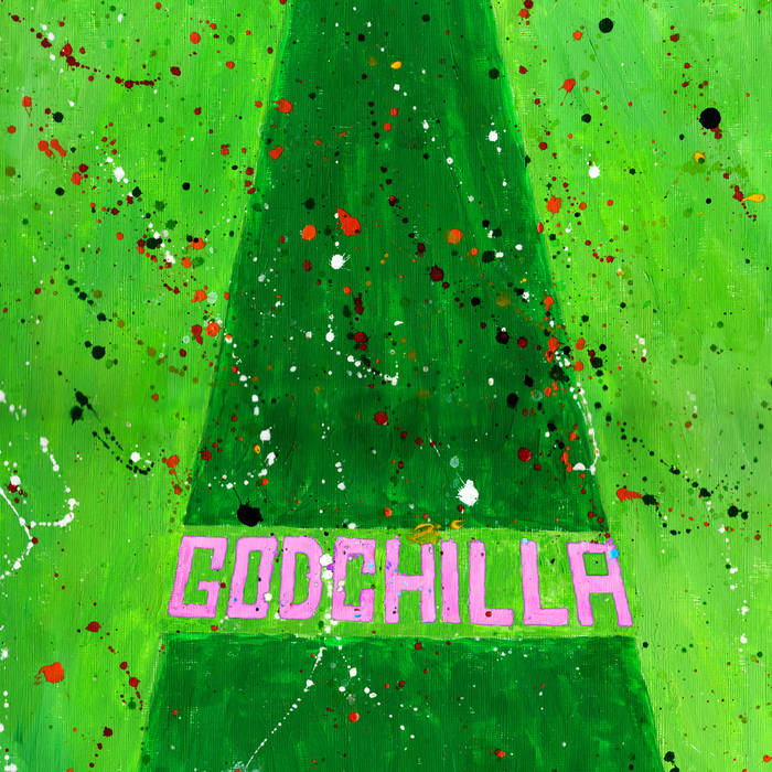 GODCHILLA - Cosmatos cover