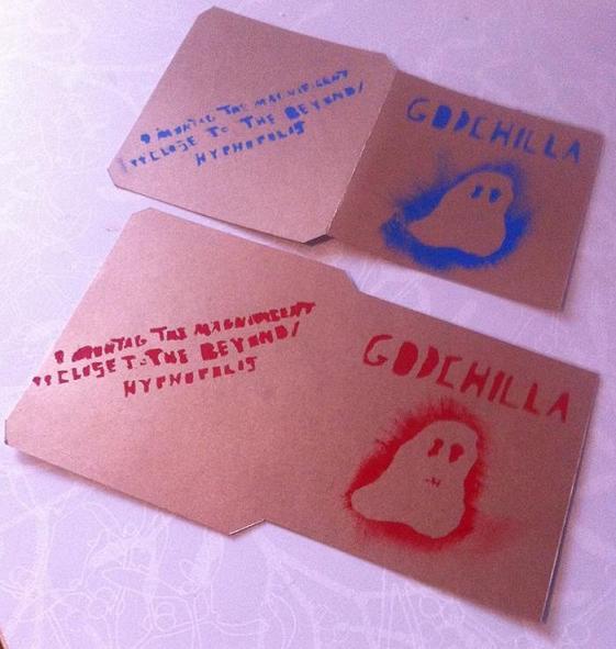 GODCHILLA - Godchilla cover
