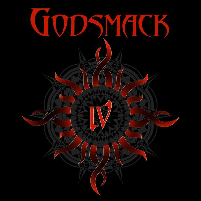 GODSMACK - IV cover