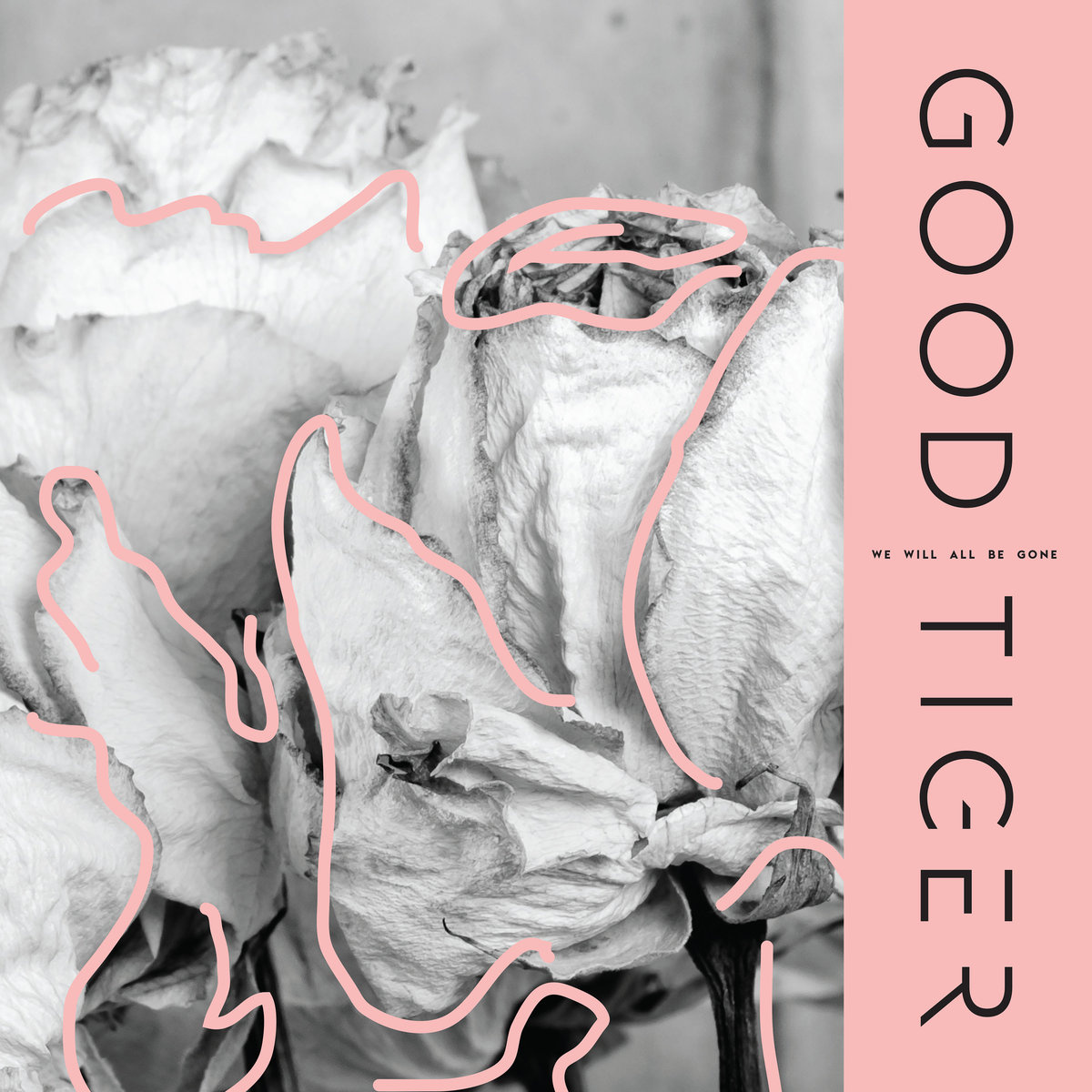GOOD TIGER - We Will All Be Gone cover