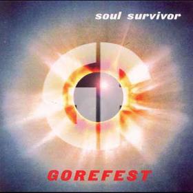 GOREFEST - Soul Survivor cover