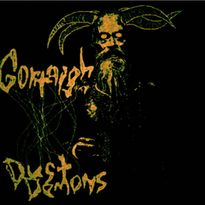 GORTAIGH - Dust Demons cover