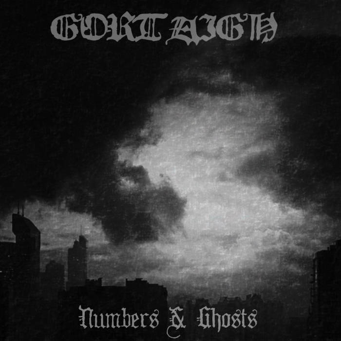 GORTAIGH - Numbers & Ghosts cover