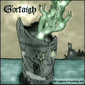 GORTAIGH - Split Fragments Of Wandering Mind cover