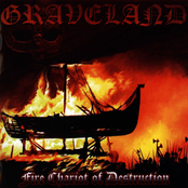 GRAVELAND - Fire Chariot of Destruction cover