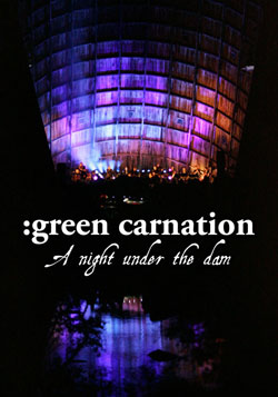 GREEN CARNATION - A Night Under the Dam cover
