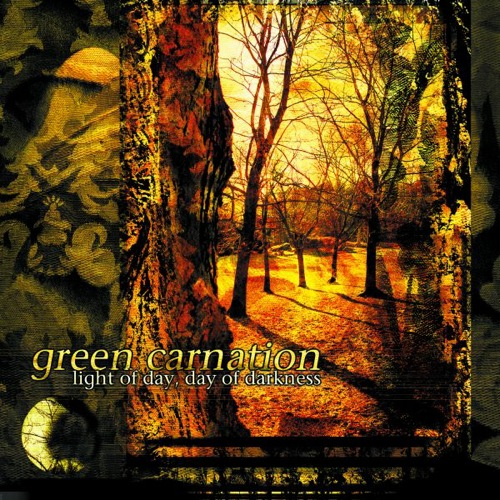 GREEN CARNATION - Light of Day, Day of Darkness cover