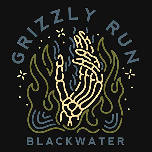 GRIZZLY RUN - Blackwater cover