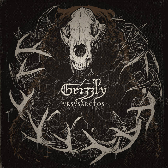 GRIZZLY - Ursus Arctos cover