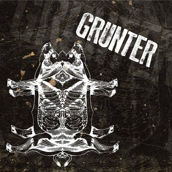 GRUNTER - Plof! cover