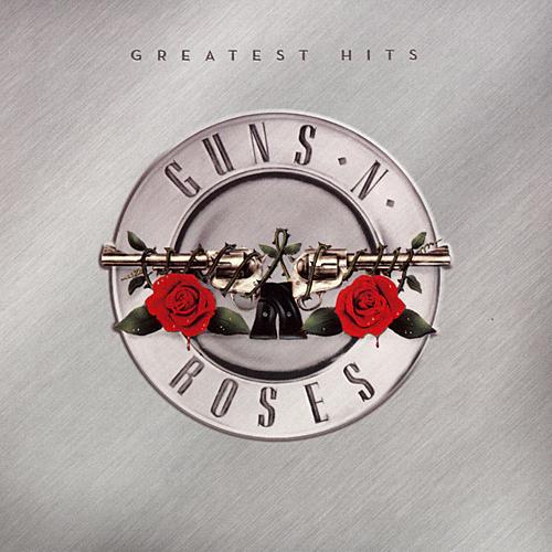 GUNS N' ROSES - Greatest Hits cover