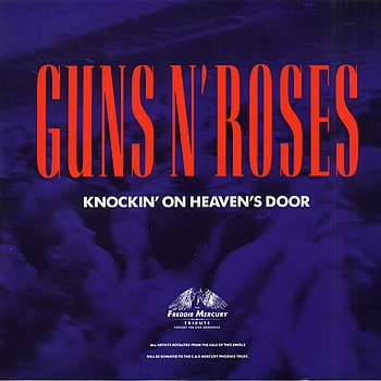 GUNS N' ROSES - Knockin' on Heaven's Door cover