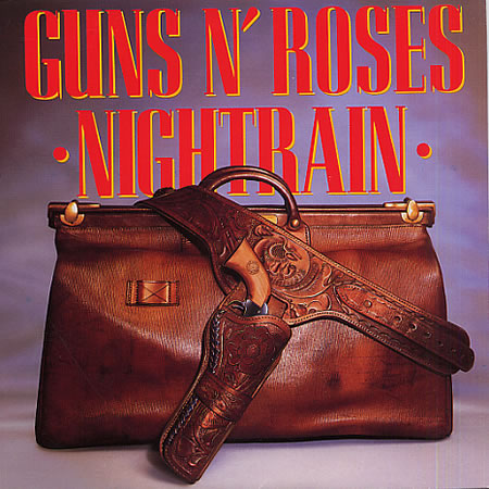GUNS N' ROSES - Nightrain cover