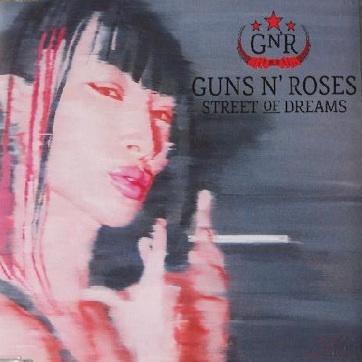 GUNS N' ROSES - Street of Dreams cover