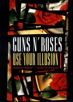 GUNS N' ROSES - Use Your Illusion I cover