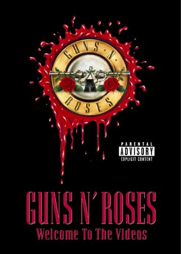 GUNS N' ROSES - Welcome to the Videos cover