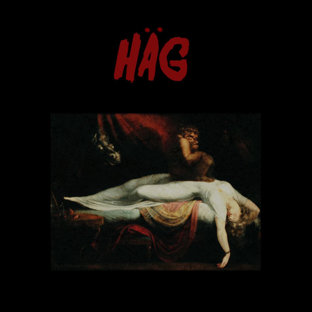 HÄG - HÄG cover