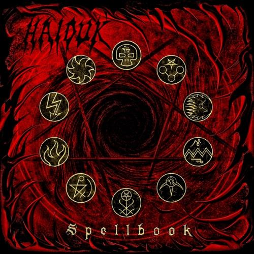 HAIDUK - Spellbook cover