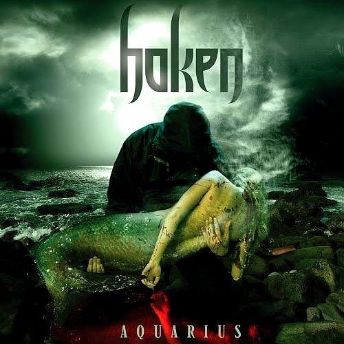 HAKEN - Aquarius cover