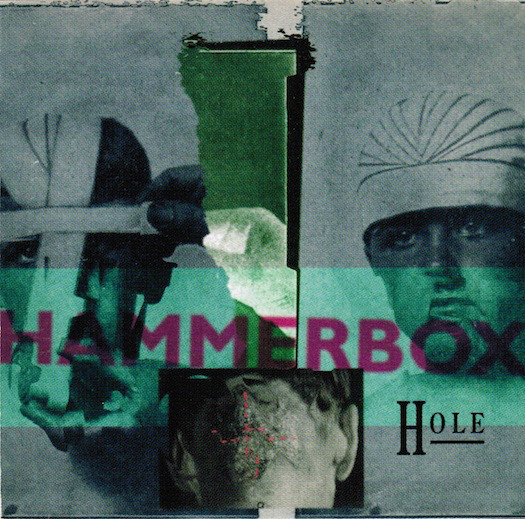 HAMMERBOX - Hole cover