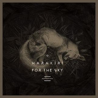 HARAKIRI FOR THE SKY - Aokigahara cover
