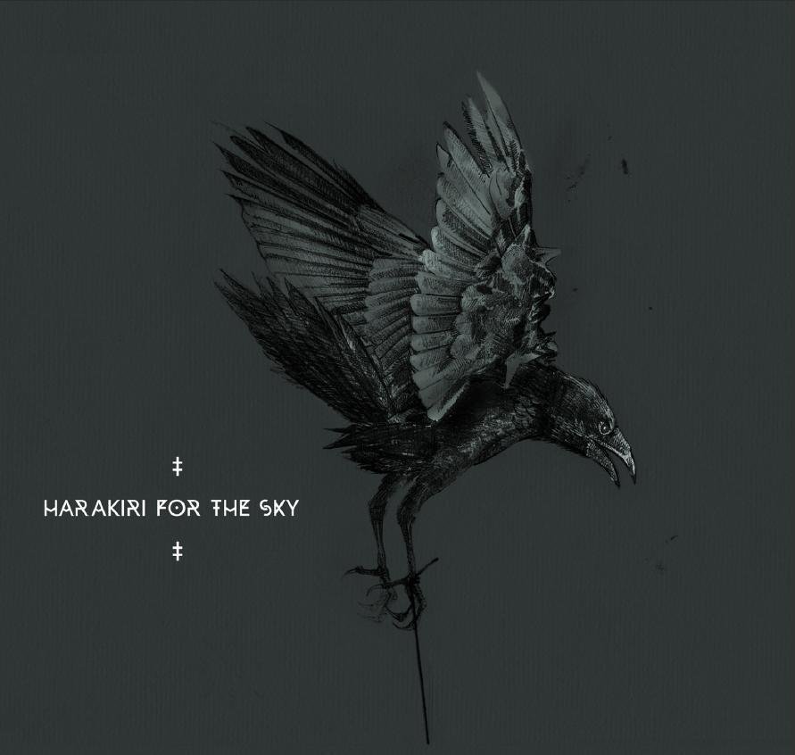 HARAKIRI FOR THE SKY - Harakiri for the Sky cover