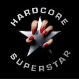 HARDCORE SUPERSTAR - Hardcore Superstar cover