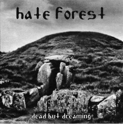 HATE FOREST - Dead But Dreaming cover