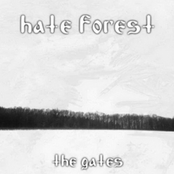 HATE FOREST - The Gates cover